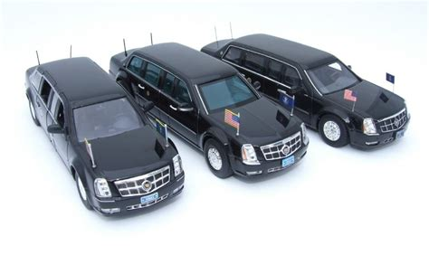Obama Cadillac by Obama S Cadillac One Model News Scale Model