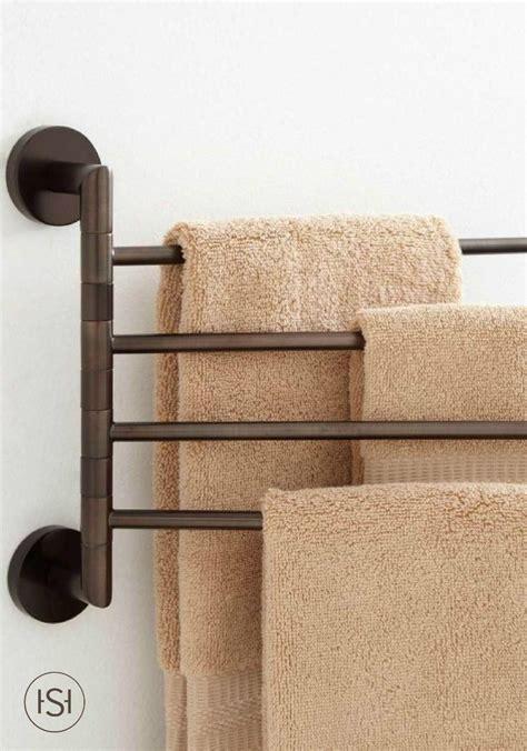 Bathroom Towel Rack Ideas 1000 ideas about bathroom towel racks on pinterest