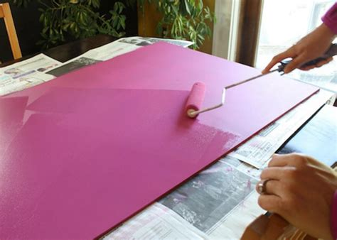 diy chalk paint spackle how to make a diy chalkboard diy network made