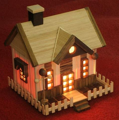 house craft ideas for 17 best ideas about popsicle stick houses on