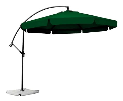 patio cantilever umbrella overhang patio umbrella treasure garden 11 octagonal