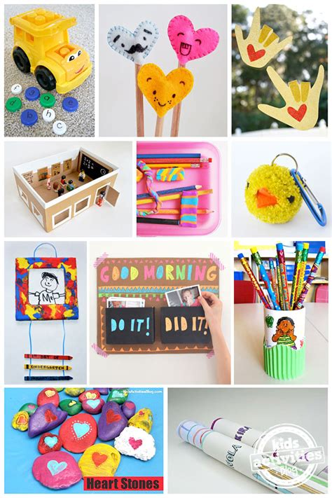easy back to school crafts for 25 back to school crafts to make this school year