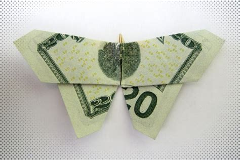 butterfly dollar bill origami dollar bill origami butterfly paper craft
