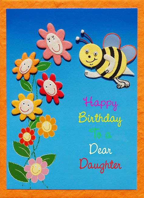 birthday card ideas for children to make children on happy birthday granddaughters and