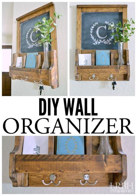 diy chalkboard mail organizer best 20 mail organizer wall ideas on mail