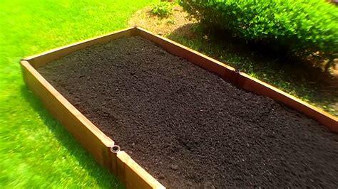 best soil for raised vegetable garden beds raised bed organic vegetable gardening planting with