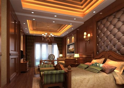 wood decoration wood decoration american bedroom interior image 3d house
