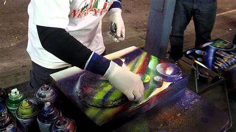 spray paint times square nyc spray paint