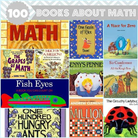 geometry picture books 100 books about math for great list fiction and
