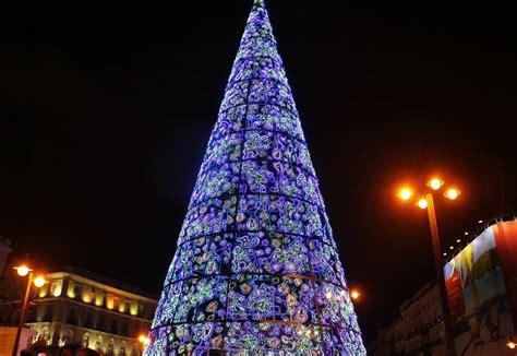 luces navidad arbol arbol navidad con luces arbol navidad con luces with