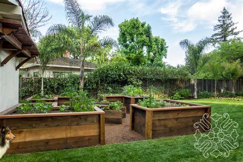 raised bed designs vegetable gardens raised bed vegetable garden casa smith designs
