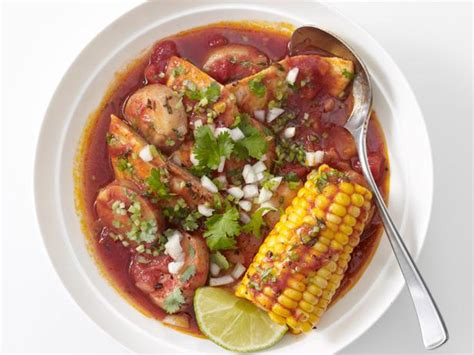 soup kitchen meal ideas mexican fish stew recipe food network kitchen food network