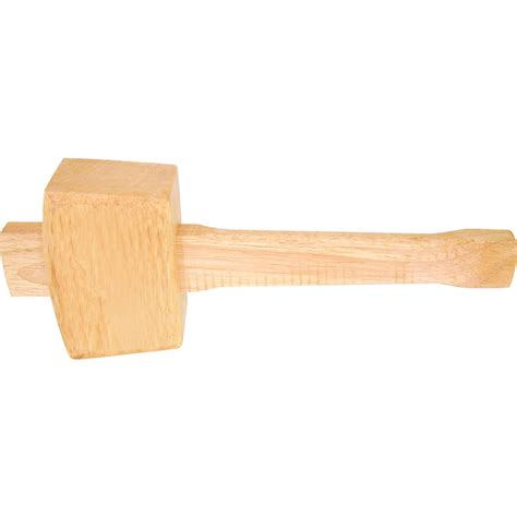 woodworking description wooden mallet toolstation