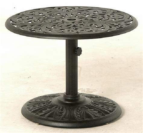 patio umbrella table www crboger umbrella patio table patio furniture
