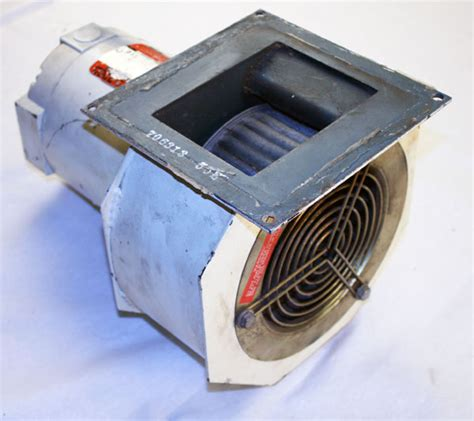 Electric Blower Motor by Used Reliance Electric 610490 1 Ah Blower Motor