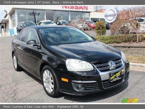 2006 Volkswagen Jetta 2 0t by Black 2006 Volkswagen Jetta 2 0t Sedan Anthracite