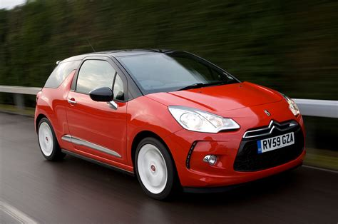 Ds3 Citroen by Citro 235 N Ds3 Review Autocar