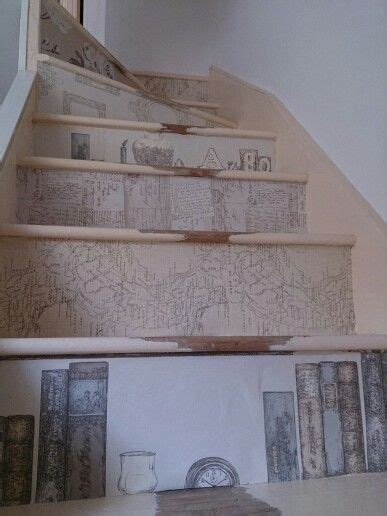 decoupage stairs 17 best images about paint stain hardware on