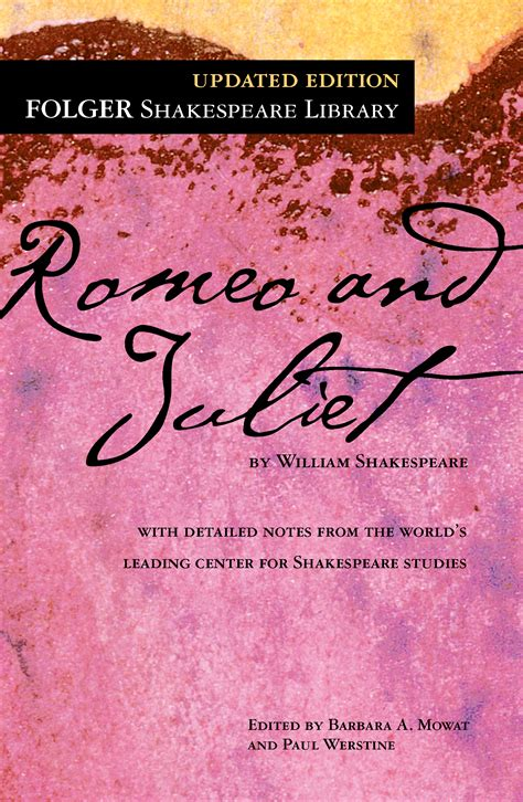 romeo and juliet romeo and juliet book by william shakespeare dr
