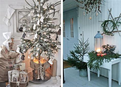 Rustic Home Interior Ideas 50 inspiring scandinavian christmas decorating ideas