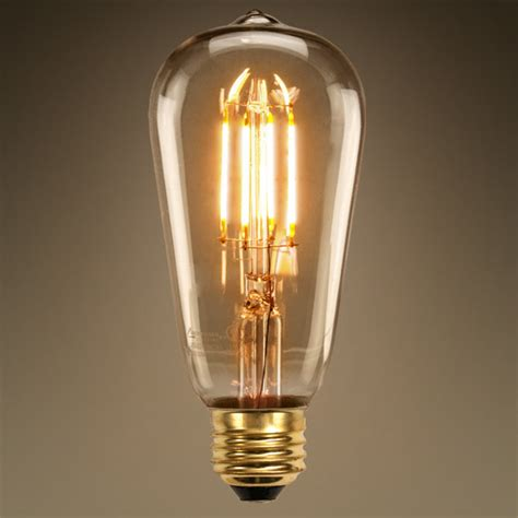 type a light bulb led led filament light bulbs inside the designers studio