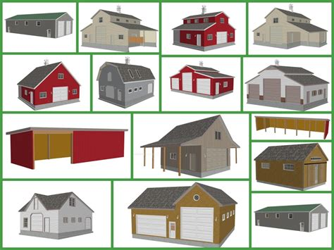 barn plans designs barn and shed plans