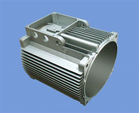 Electric Motor Housing aluminum electric motor housing gear motor casing motor