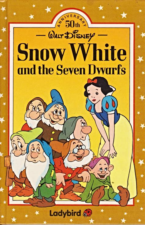 snow white and the seven dwarfs picture book snow white the seven dwarfs ladybird book walt disney