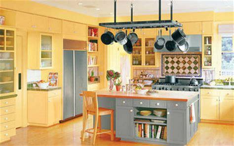 ideas for small country kitchens designs color blue small amarillo en la decoraci 243 n de la cocina decoraci 243 n de