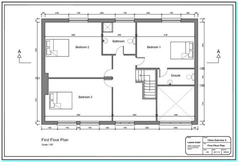 using autocad to draw house plans how to make house plans using autocad escortsea