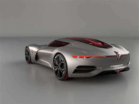 Renault Concept Car by Official Renault Trezor Concept With Formula E Power