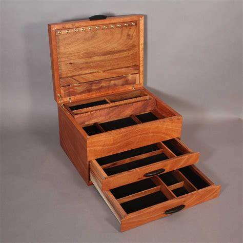 jewelry boxes koa jewelry box