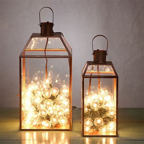 lights lanterns 37 best images about wedding centerpieces on
