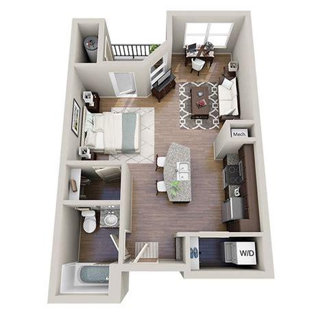 Studio Apartment Floor Plans Furniture Layout studio apartment floor plans