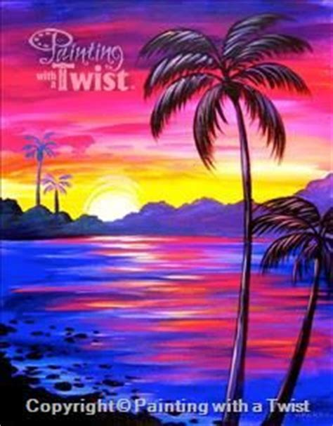 paint with a twist galleria 284 best images about palm tree stuff on