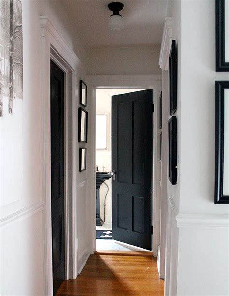 black doors interior best 25 black doors ideas on black interior