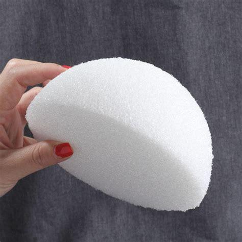 crafts with styrofoam balls for 6 quot half styrofoam styrofoam basic craft supplies