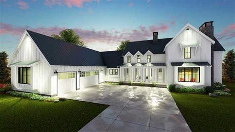 modern farmhouse floor plans top 10 modern farmhouse house plans la farmhouse