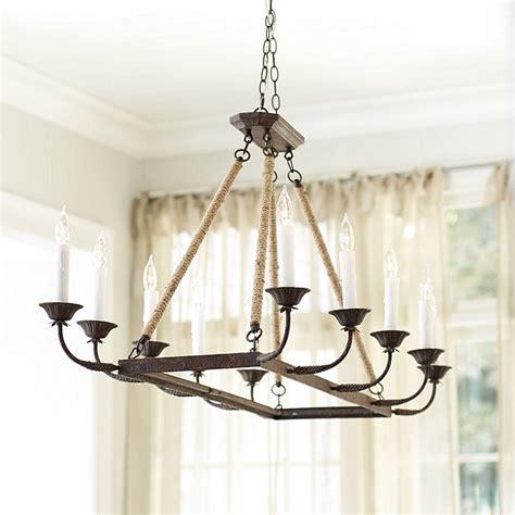 rectangle chandelier laurenza rectangle chandelier ballard designs