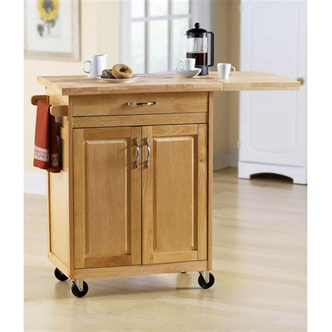 kitchen carts on wheels movable meal preparation and service tables homesfeed