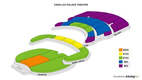 Cadillac Theatre Box Office by Shen Yun In Chicago March 6 8 2015 At Cadillac