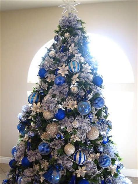 blue white tree 25 unique blue tree decorations ideas on