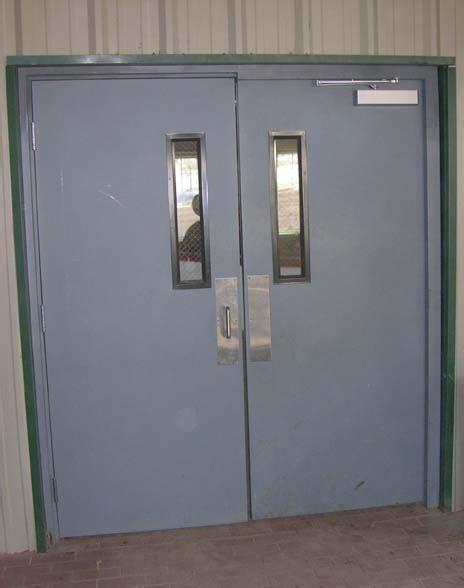 painting exterior metal door commercial metal exterior doors marceladick