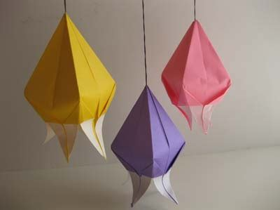 bell origami origami origami harebell