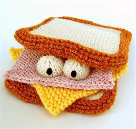 free knitted amigurumi patterns 17 best images about food knitted on ravelry