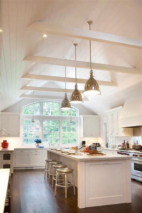 cathedral ceiling kitchen lighting ideas 25 best ideas about vaulted ceiling lighting on
