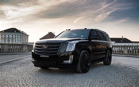 Cadillac Escalade Forums by Geigercars Escalade Black Edition Based On Cadillac