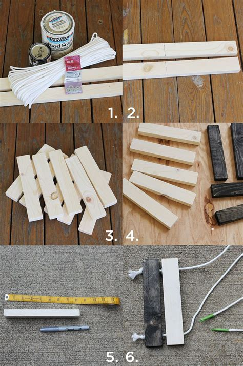 woodworking how to diy wooden trivet set a beautiful mess