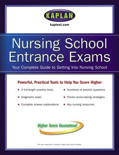nursing school entrance exams general review for the teas hesi pax rn kaplan and psb rn exams kaplan test prep kaplan nursing school entrance exams brilliant