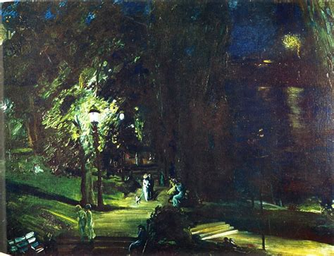 paint nite riverside planet notion 187 exhibition review george bellows at the
